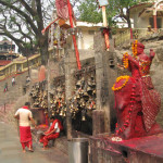 Bells inside Kamakhya Temple