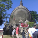 Dome of Kamakhya Temple