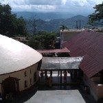 View of Hills from Kamakhya Temple
